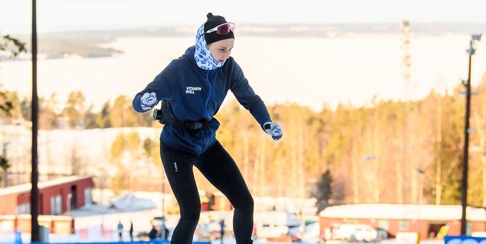 Олимпийская чемпионка Нильссон сменит лыжи на биатлон