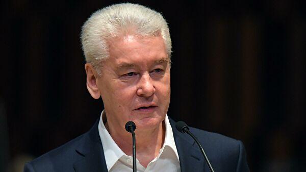 Собянин попросил пожилых москвичей по возможности не покидать квартиры