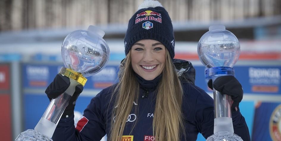 Биатлонистка Вирер защитила титул победительницы общего зачета Кубка мира