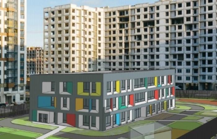 В ЖК «Южное Бунино» начали строить детский сад