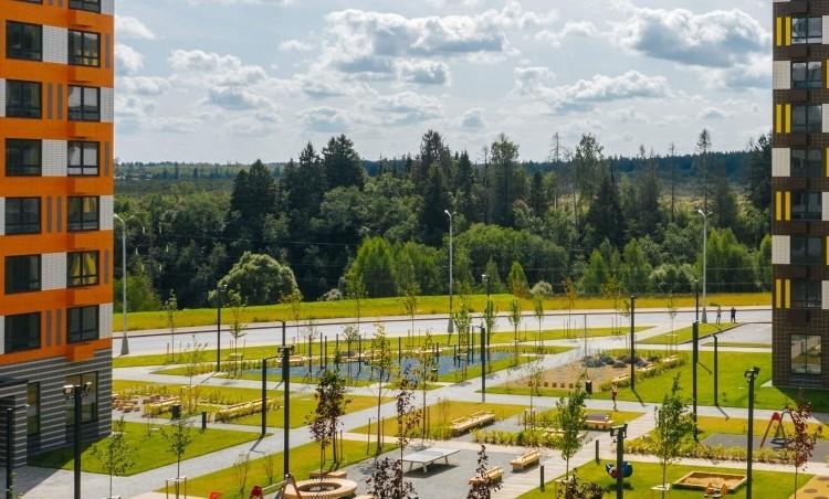 В Зеленограде достроен жилой комплекс на 5000 человек
