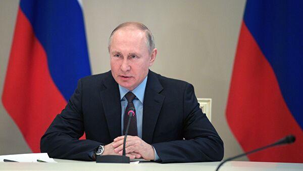 Путин встретится с главами фракций Госдумы пятого марта
