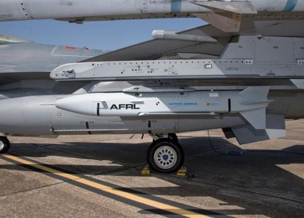 ВВС США испытали дешевую крылатую ракету