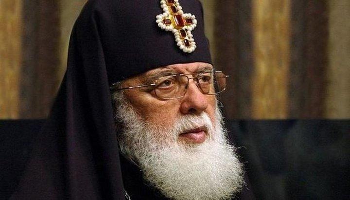 Грузинскому Патриарху явилось наркоманское видение о победе над коронавирусом
