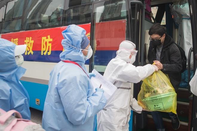 Власти в КНР удалили доклад о связи COVID-19 с бесплодием у мужчин