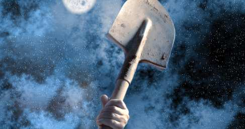 NASA починило аппарат на Марсе, заставив его ударить себя лопатой