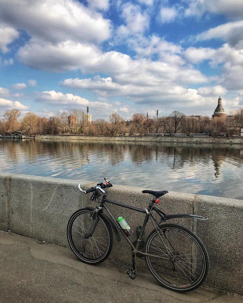 В Москве ожидается крайне холодный апрель