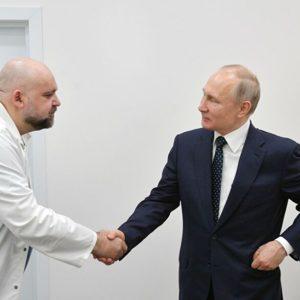 Путин больше не здоровается