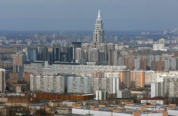 Новые жилые дома появятся на юге Москвы