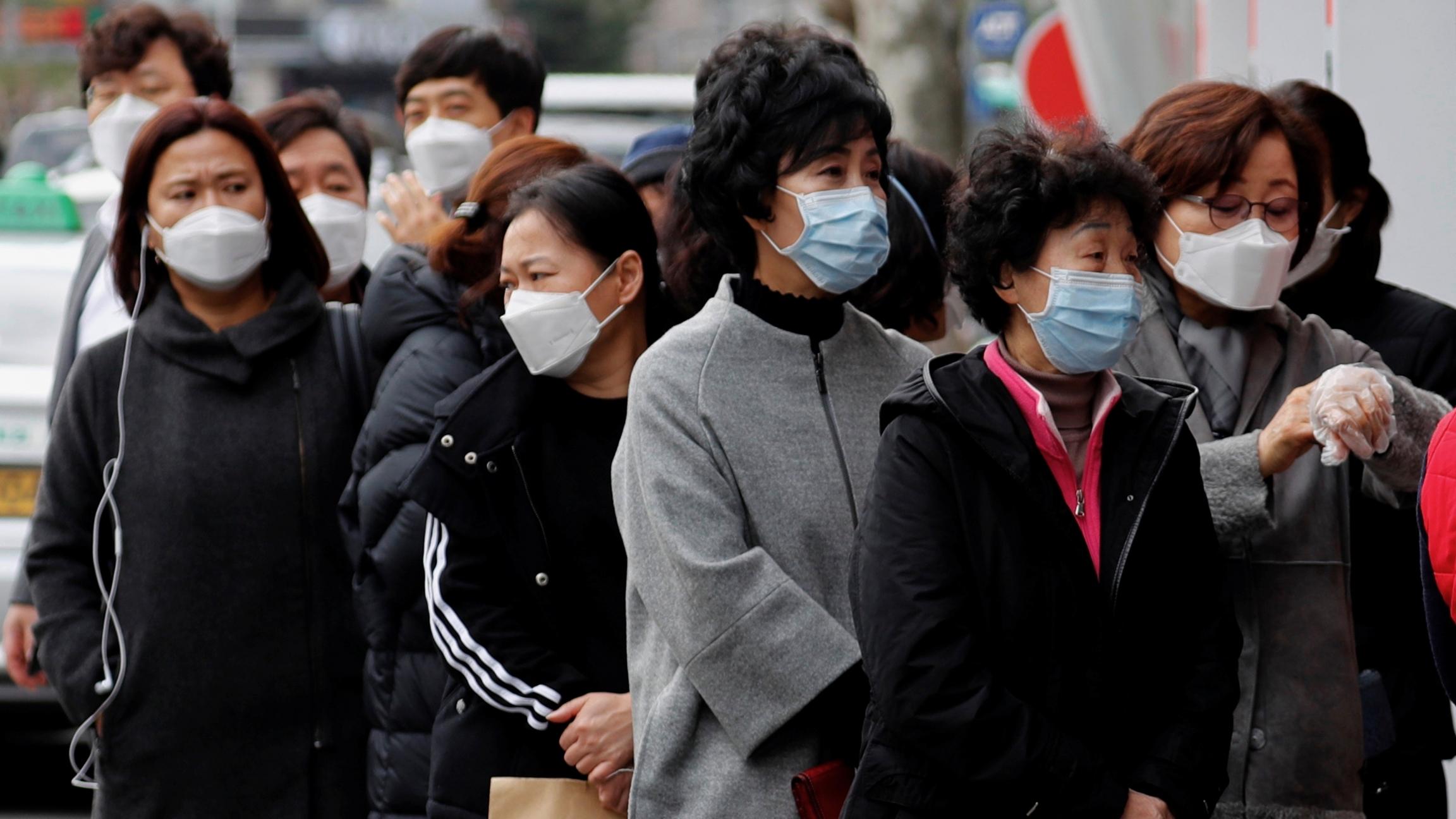 Китай рассказал о количество переболевших коронавирусом без симптомов
