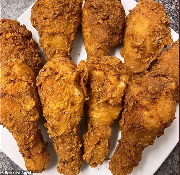 Рецепт панировки для курицы от KFC. Его одобрил сам KFC