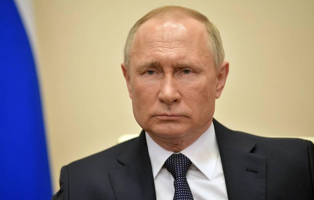 Нерабочие дни до конца апреля и другое. Что заявил Путин
