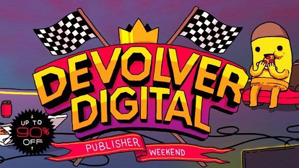 Распродажа Devolver Digital в Steam