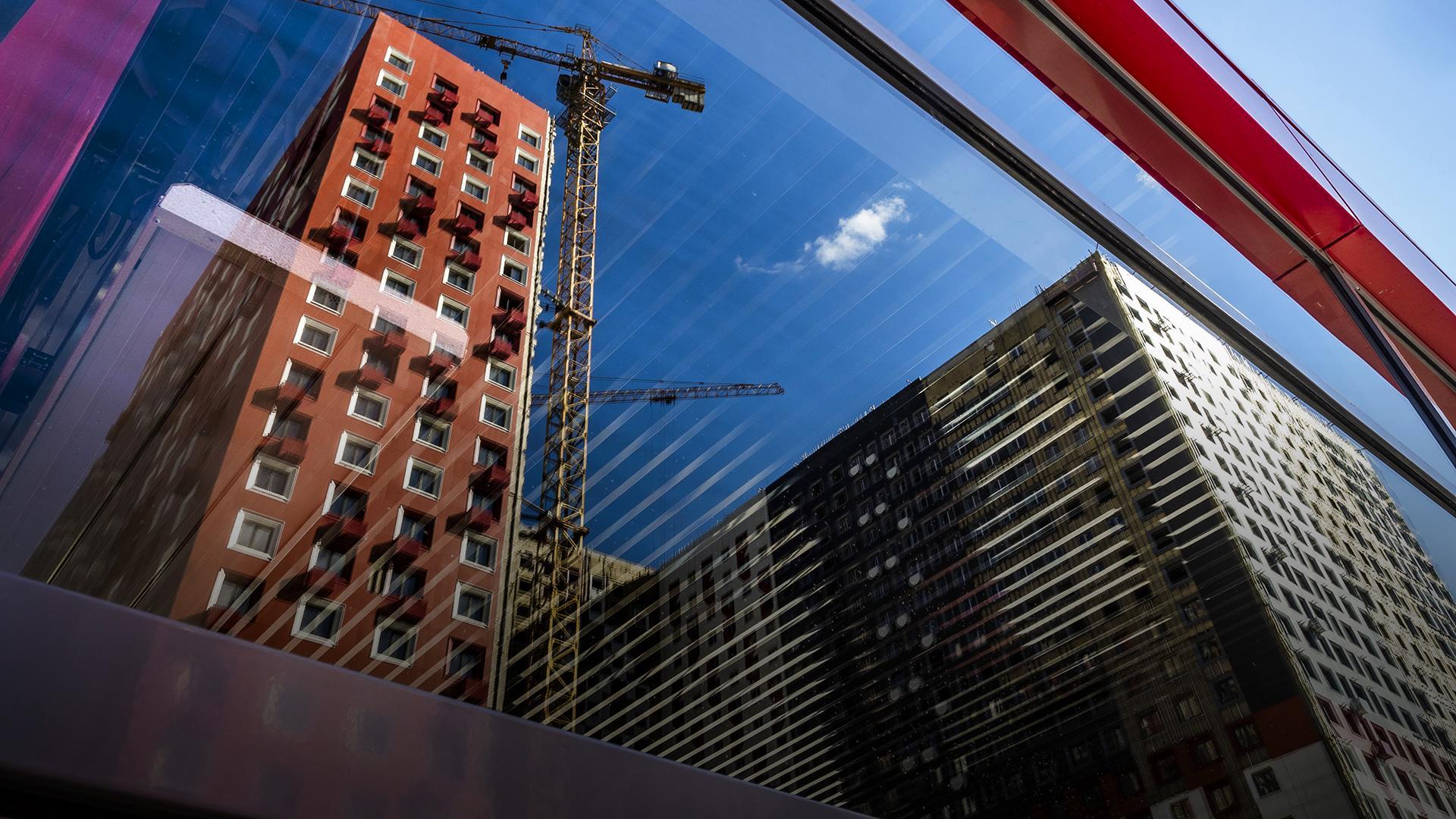 33% строящихся жилых проектов в Москве финансируется через эскроу-счета