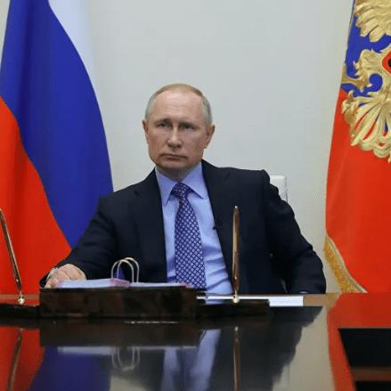 Путин выступит с обращением к россиянам. Снова