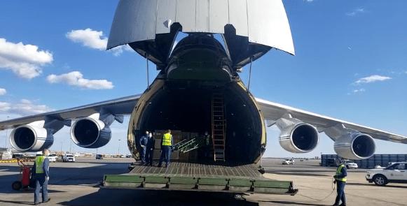 Гуманитарная помощь России для США оказалась платной