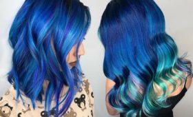 Почему синий — это лучший цвет для смены имиджа на карантине