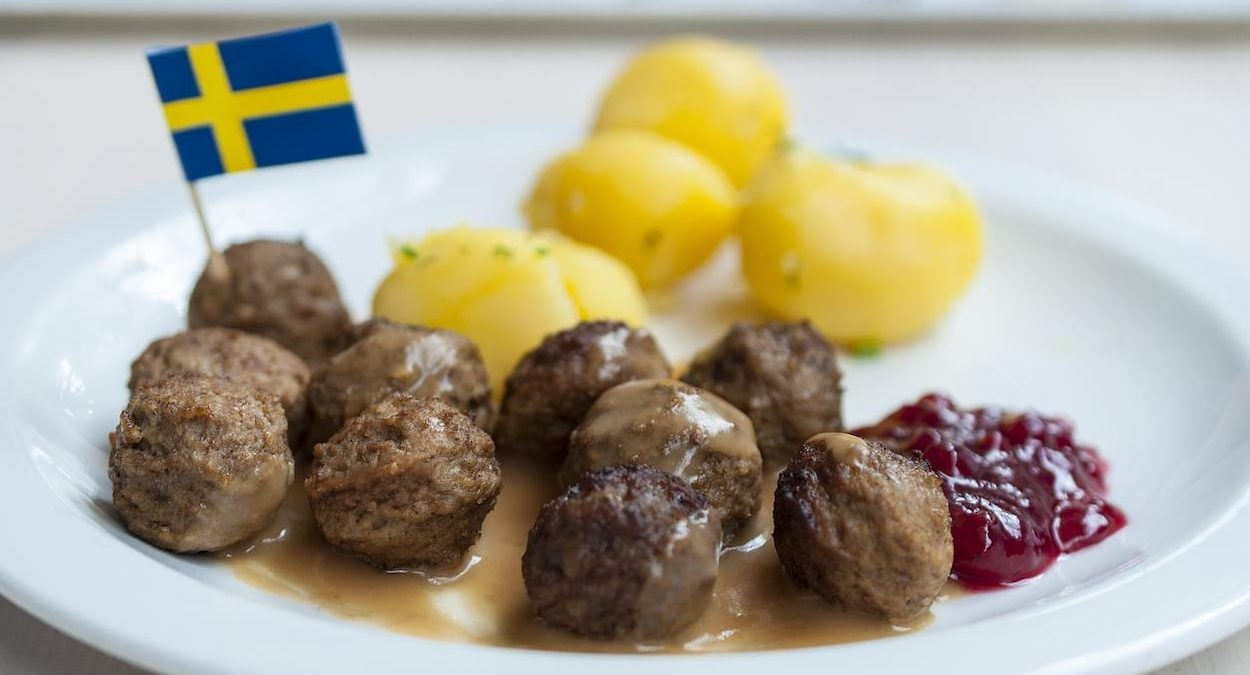 IKEA поделилась рецептом своих знаменитых фрикаделек