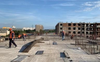 На 2 очереди ЖК «Царицыно» строятся все дома