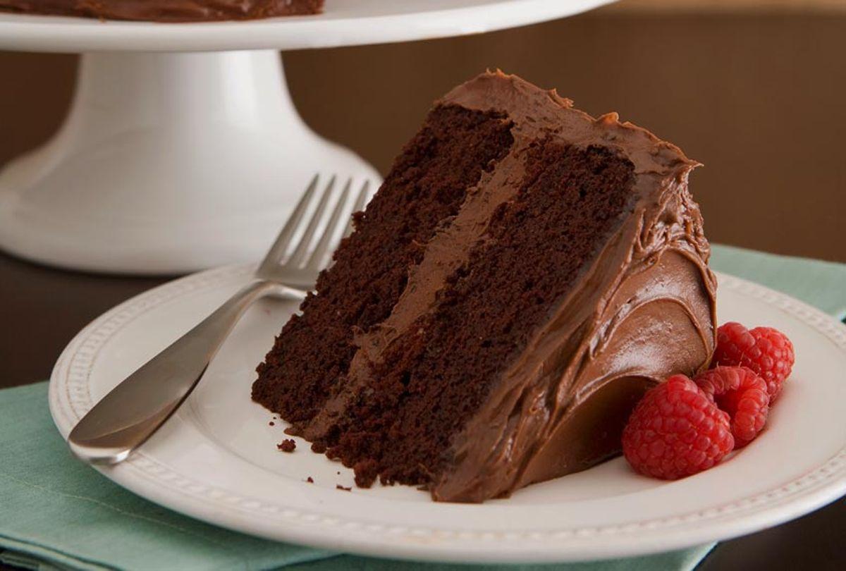 Депрессивный торт - простой рецепт из того, что есть в шкафу