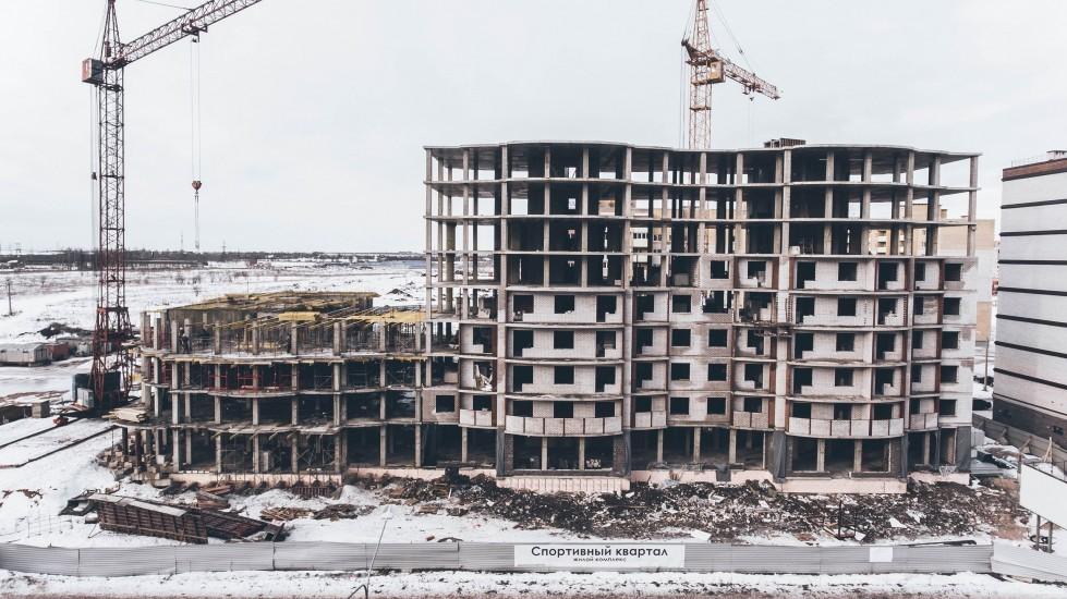 Когда закончатся стройки в Новой Москве?