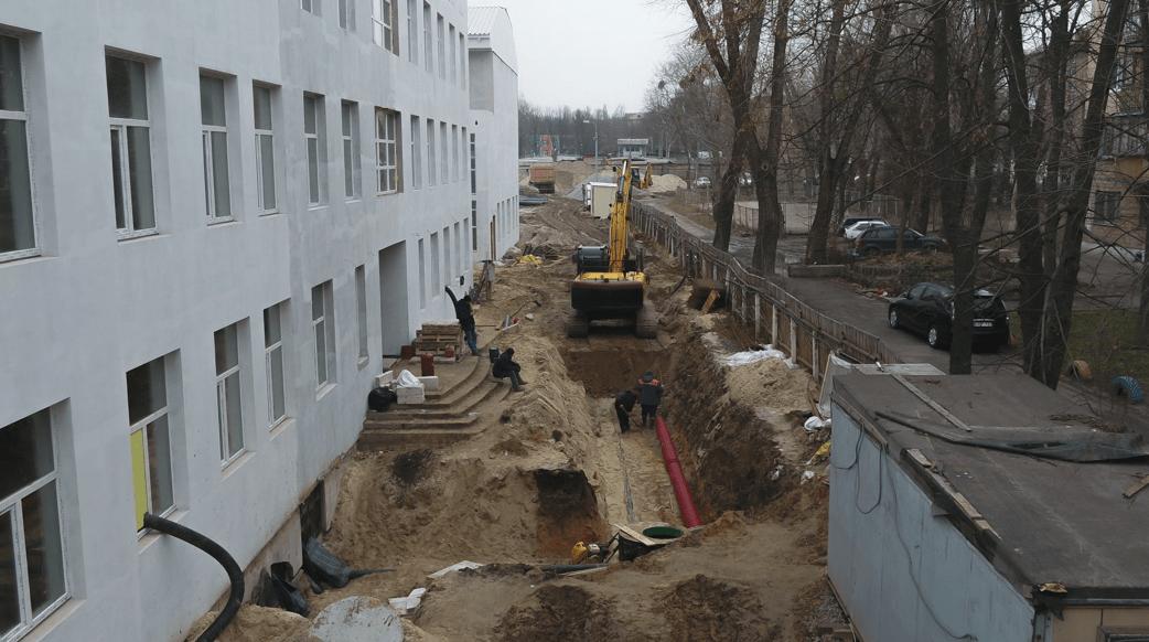 Учебный центр в Отрадном построят этой осенью