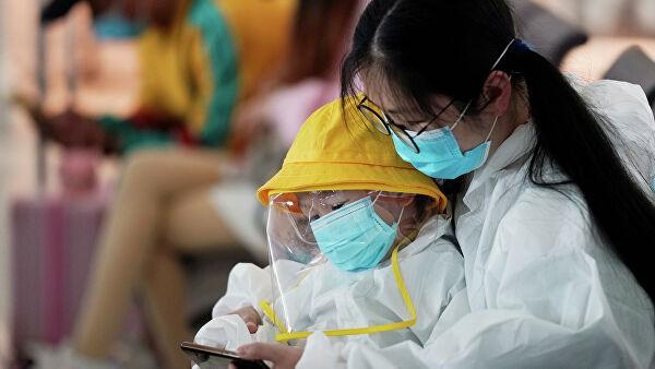 Китай сообщает об одном новом случае коронавируса
