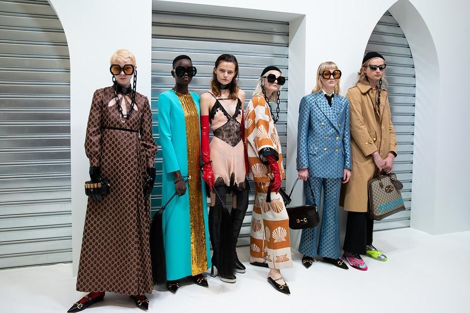 Gucci откажется от сезонных коллекций
