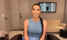 Ким Кардашьян представляет линию масок для лица в рамках бренда Skims