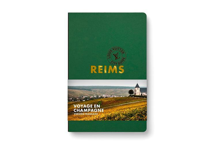 Louis Vuitton рассказал о городе Реймс в новом путеводителе