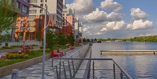 Возле Симоновской набережной в Москве сделают новую дорогу