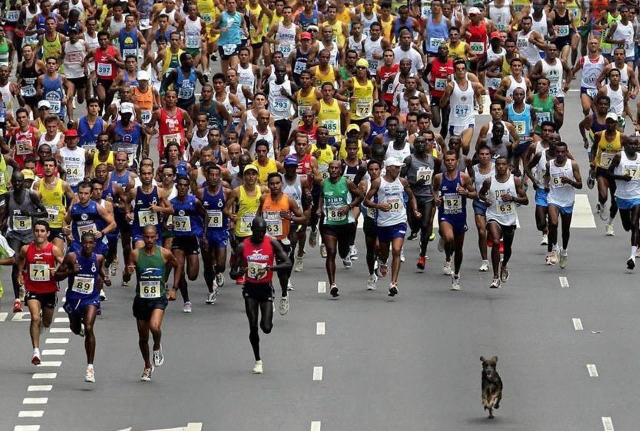 Всемирный день бега станет виртуальным в этом году
