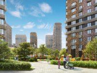 В «Городе на реке Тушино-2018» получат ключи владельцы квартир 3 квартала