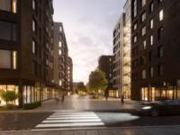 В центре Москвы продолжат строить ЖК «Резиденция Архитекторов»