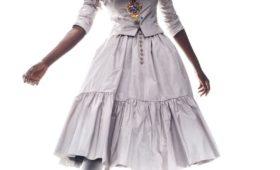 Новая коллекция Chanel's Couture вдохновлена Карлом Лагерфельдом