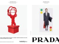 Prada выставляет на торги свою коллекции FW20