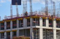 Монолитные работы второго корпуса ЖК West Garden сделаны на треть