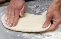 Рецепт теста для домашней пиццы