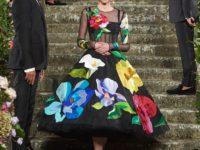 Итальянский ренессанс и искусство XVI века в коллекции Dolce & Gabbana Alta Moda