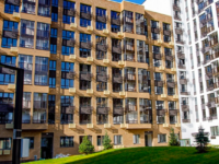В ЖК «Скандинавия» завершено строительство двух домов на 920 жителей