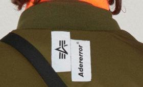 Ader Error выпустил капсулу бомберов с Alpha Industries