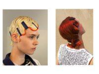 Белыми, желтыми, красными: хочу экстремальный цвет волос как на показе Dries Van Noten и Balenciaga