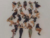 Безумно красивая рекламная кампания Helmut Lang и испанской художницы Карлоты Герреро