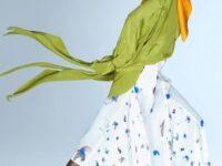 Цвета и цветы: Nina Ricci SS21