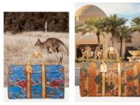 Для тех, кто соскучился по путешествиям: сумки Louis Vuitton Keepall, вдохновленные культурой разных стран