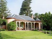 Дом и сад Бронте в центре Сиднея