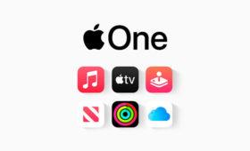 Единая подписка Apple One выйдет 30 октября