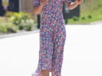 Эволюция роз: 15 лучших цветочных платьев Кейт Миддлтон