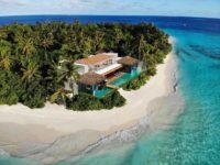 Голубая мечта: новый курорт на Мальдивах, ради которого вы захотите купить билет на самолет