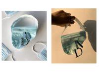 Инстаграм недели: дизайнерские сумки из медицинских масок, газет и полотенец